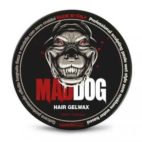 Mad Dog - żelowy wosk do stylizacji włosów 100gr