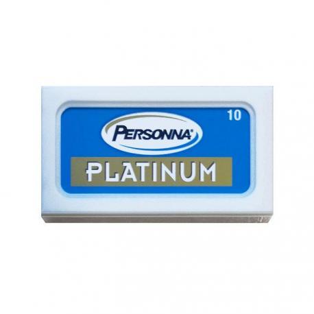 Żyletki PERSONNA Platinum 10 sztuk