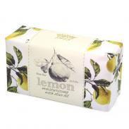 SAPONIFICIO VARESINO Lemon with Olive Oil mydło toaletowe 300g (papier)