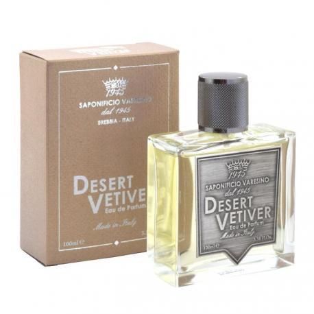 SAPONIFICIO VARESINO Desert Vetiver woda perfumowana 100 ml