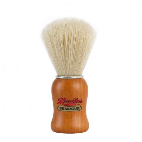 Pędzel do golenia SEMOGUE 1470, szczecina BEST, drewno