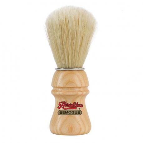Pędzel do golenia SEMOGUE 1250, szczecina BEST, drewno