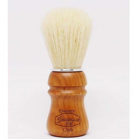 Pędzel do golenia SEMOGUE SOC, szczecina SPECIAL, drewno wiśni