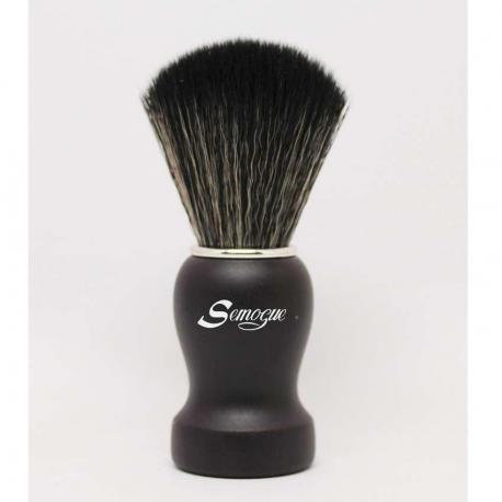 Semogue Pharo Synthetic pędzel do golenia włosie syntetyczne czarny buk