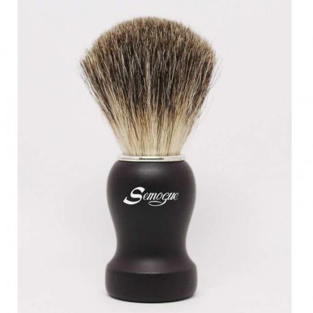 Semogue Pharo Pure Badger pędzel do golenia borsuk czarny buk