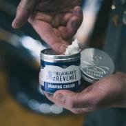 BBR SHAVING CREAM FOR REAL MEN krem do golenia w tyglu 100 ml