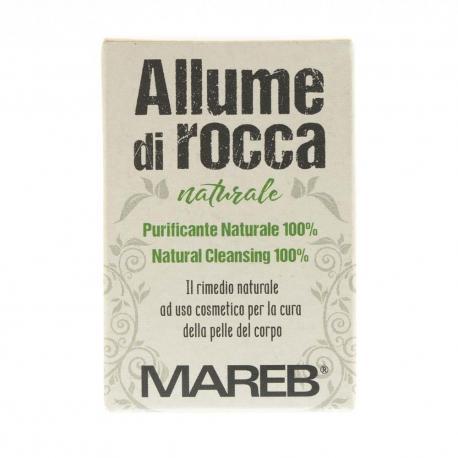 Blok ałunu potasowego Allume di Rocca 100g