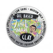 JnL Pomada Oil Based Clay 100ml