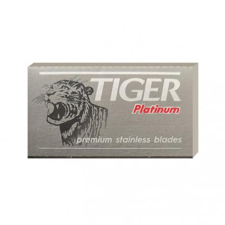 Żyletki Tiger Platinium 5 sztuk