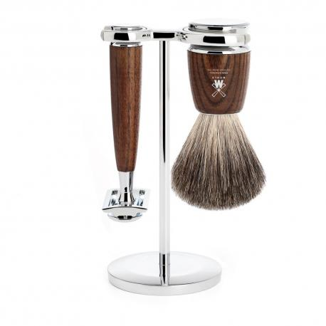 Zestaw do golenia Muhle RYTMO S81H220SR jesion 3 cz. mnż