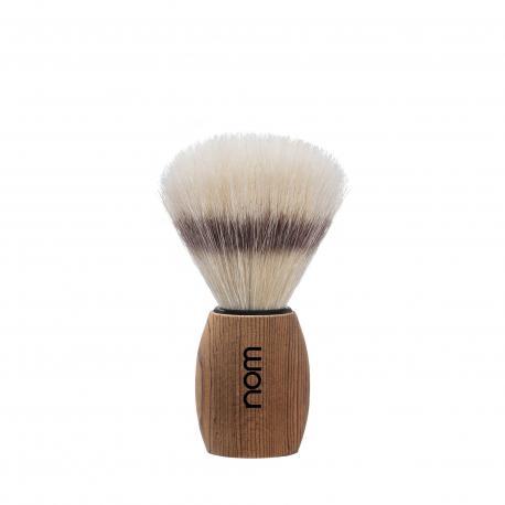 Pędzel do golenia nom OLE 41PS, naturalna szczecina, świerk