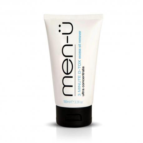 men-u D-TOX maseczka oczyszczająca do twarzy 100ml