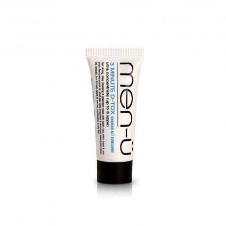 men-u D-TOX maseczka oczyszczająca do twarzy 15ml