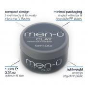 men-u CLAY glinka do stylizacji 100ml