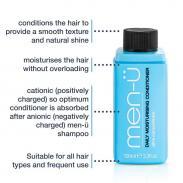men-u DMC nawilżająca odżywka do włosów 100ml