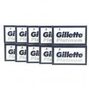 Żyletki Gillette Platinum 50 sztuk