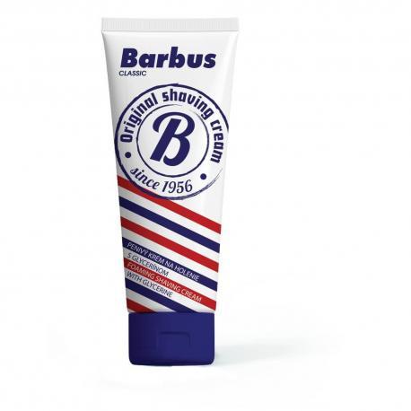 Barbus Classic krem do golenia z gliceryną w tubce 75g