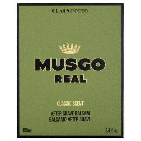 MUSGO REAL ASB CLASSIC SCENT balsam po goleniu 100ml