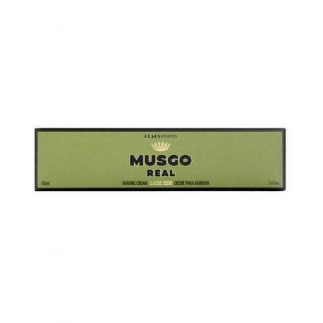 MUSGO REAL CLASSIC SCENT krem do golenia 100ml