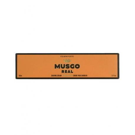 MUSGO REAL ORANGE AMBER krem do golenia 100ml