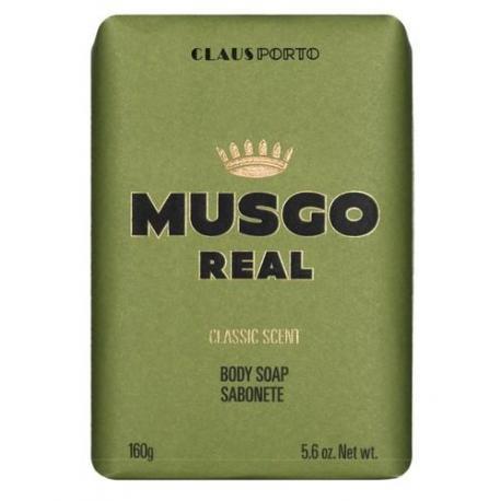 MUSGO REAL CLASSIC SCENT mydło do ciała 160gr