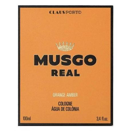 MUSGO REAL COLOGNE ORANGE AMBER woda kolońska 100ml