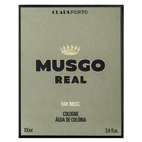 MUSGO REAL COLOGNE OAK MOSS woda kolońska 100ml