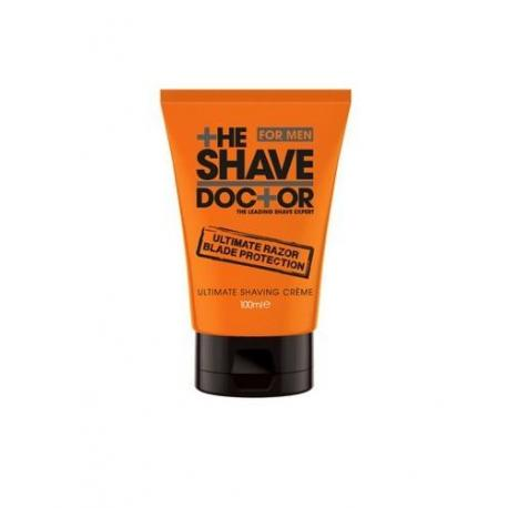 ShaveDoctor ULTIMATE SHAVING CREME krem do golenia w tubce 100ml