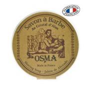 OSMA mydło do golenia z ałunem w tyglu 100g