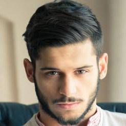Męska stylizacja włosów