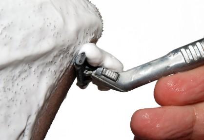 Błędy podczas golenia