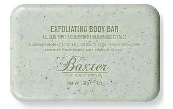 Baxter of California mydło peelingujące