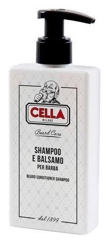 szampon i odzywka do brody