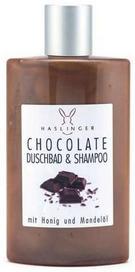 haslinger szampon i żel czekoladowy