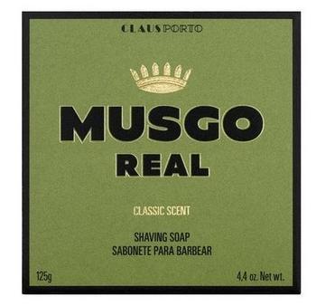 mydło do golenia musgo real