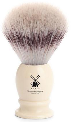 pędzle do golenia muhle classic silvertip fibre