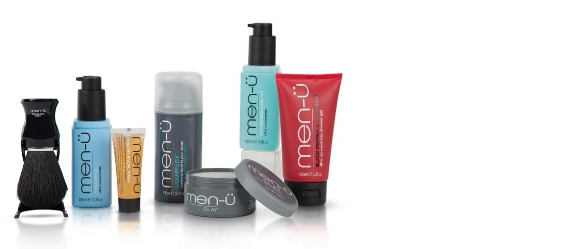 Men-u, men-u kosmetyki dla wymagających