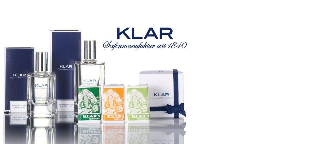 Klar Seifen, Najstarsza rodzinna fabryka mydeł w Niemczech.